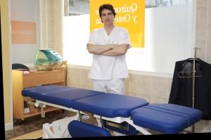 nuestro centro de osteopatía en santander